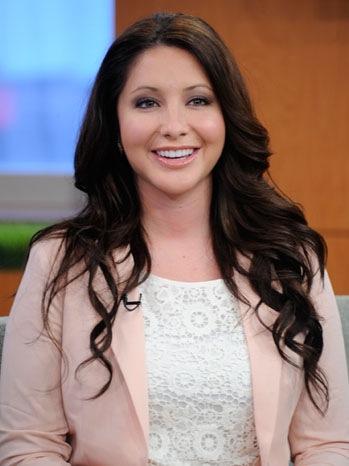 Bristol Palin - Good Morning America - 2011