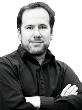 """Pawn Stars"" creator Brent Montgomery"