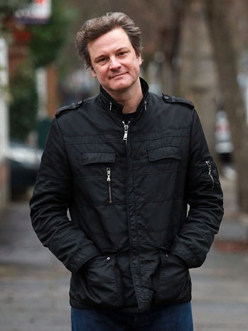 Colin Firth - Celebrity Sightings In London - 2011