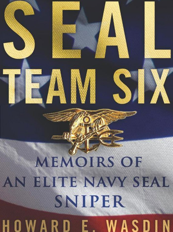 Seal Team Six - Book Cover - 2011