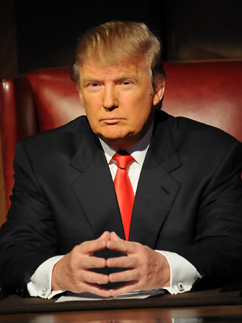 Donald Trump Celebrity Apprentice 2011