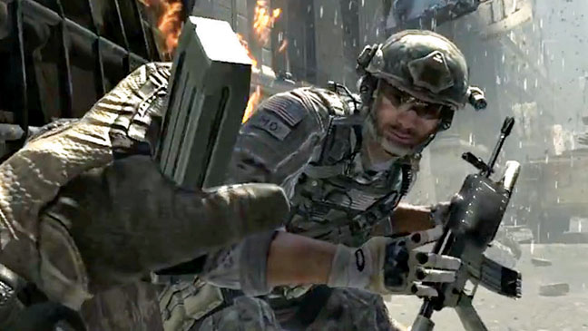 "BUZZWORTHY GAMES: ""Call of Duty: Modern Warfare 3"" (Activision)"
