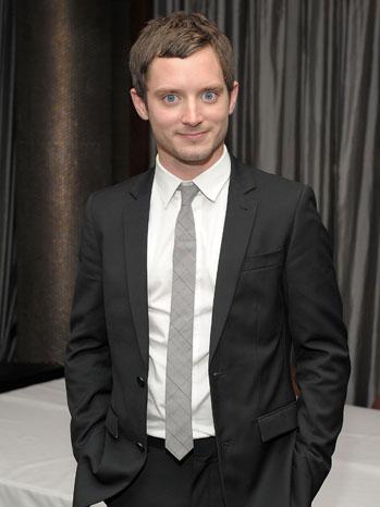 Elijah Wood Suit 2011