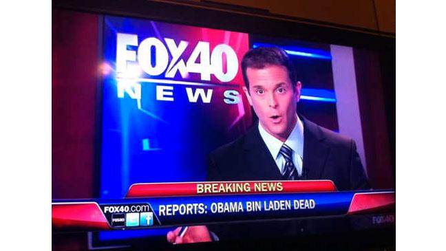 Fox News: TV Still 'Obama Bin Laden' - 2011