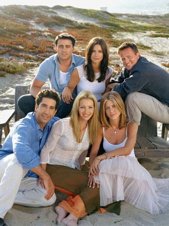 Friends Cast Portrait 2011