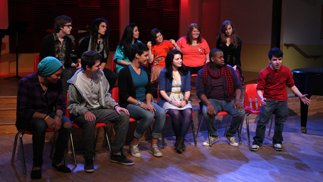 Glee Project Cast 2011