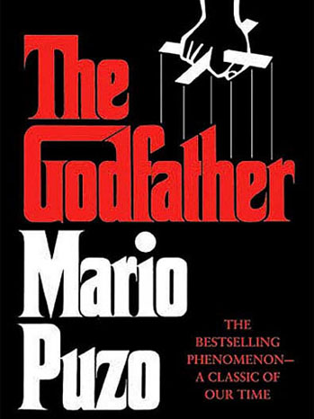 The Godfather Novel Cover Art 2011