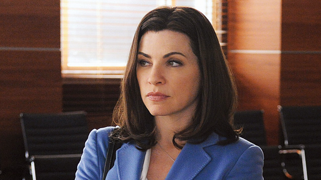"""Julianna Margulies in """"The Good Wife"""" (CBS)"""