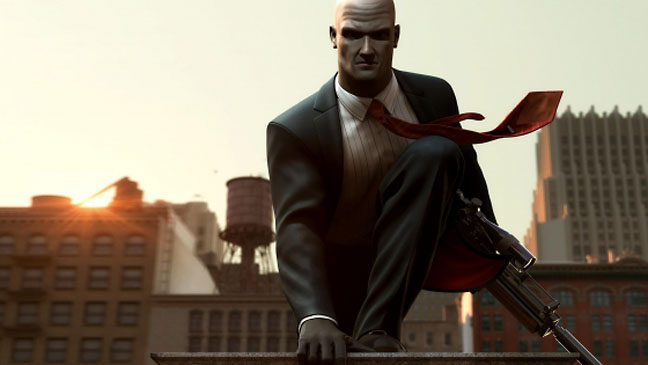 Hitman Absolution Screen Grab 2011