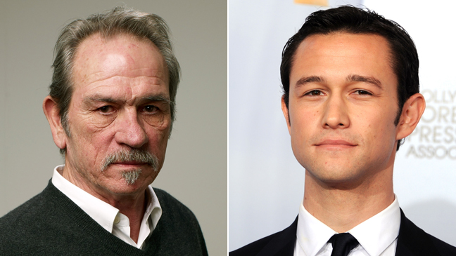 Tommy Lee Jones Joseph Gordon Levitt Split 2011