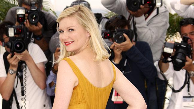 Kirsten Dunst Cannes 2011