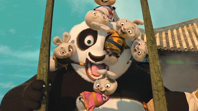 """Kung Fu Panda 2"" (DreamWorks)"