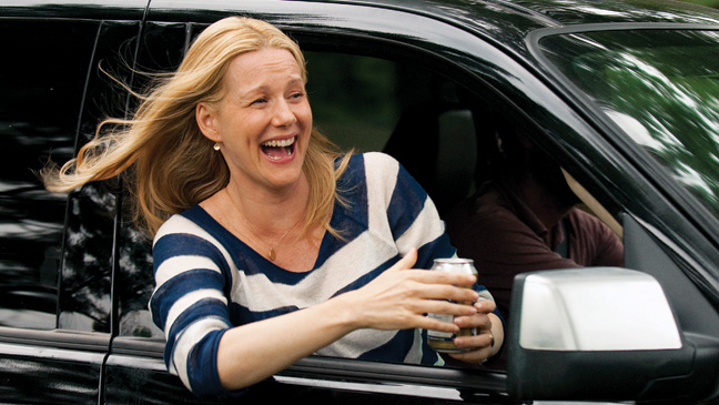 "Laura Linney in ""The Big C"" (Showtime)"