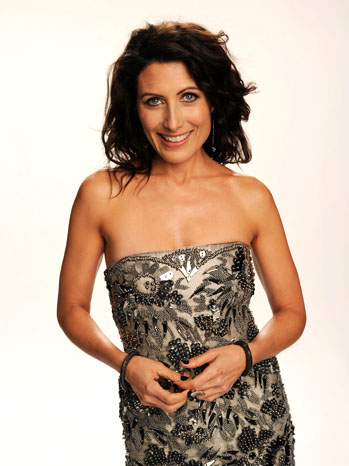Lisa Edelstein People's Choice Portrait 2011