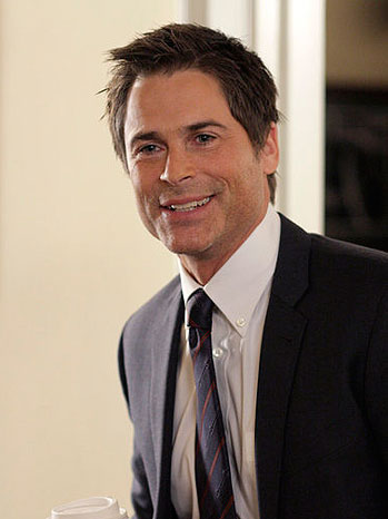 "Rob Lowe in ""Parks and Recreation"""