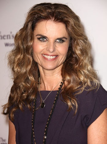 Maria Shriver - Women's Conference: Headshot - 2010