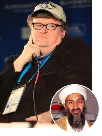 Michael Moore, Osama Bin Laden - SPLIT