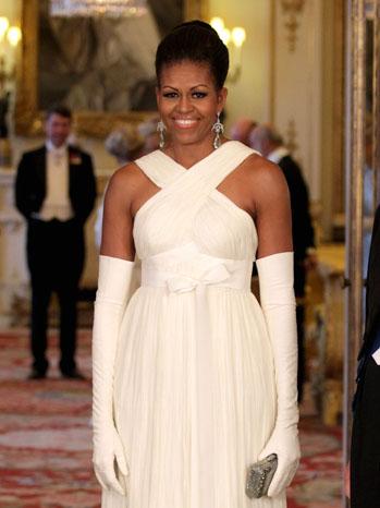Michelle Obama Tom Ford 2011