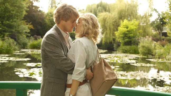 Midnight in Paris - Movie Sill: Owen Wilson, Rachel McAdams - 2011