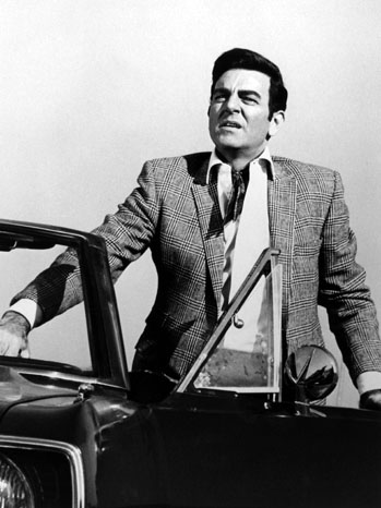 Mike Connors Mannix Still 2011
