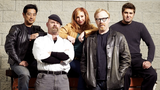 """""""MythBusters"""" (Discovery)"""