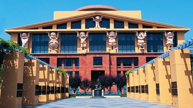 21 BKLOT AFCI Disney Studios Burbank