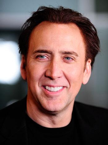 Nicolas Cage - Head Shot - 2011