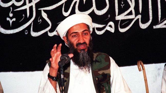 Osama Bin Laden - Horizontal Image - 1998