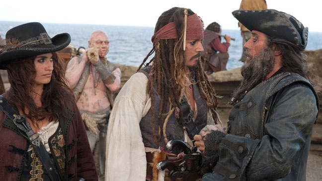 Pirates of the Caribbean: On Stranger Tides (1.009 billion)