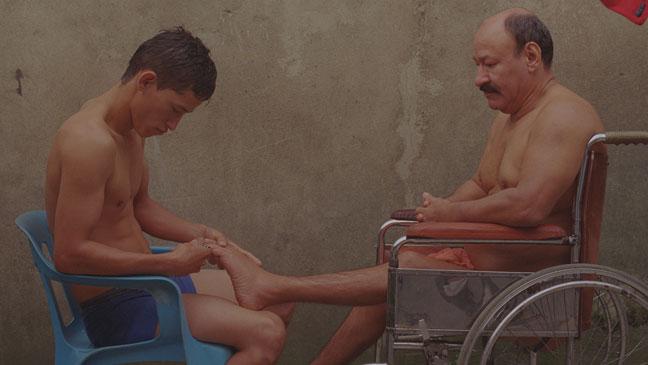 Porfirio Film Still