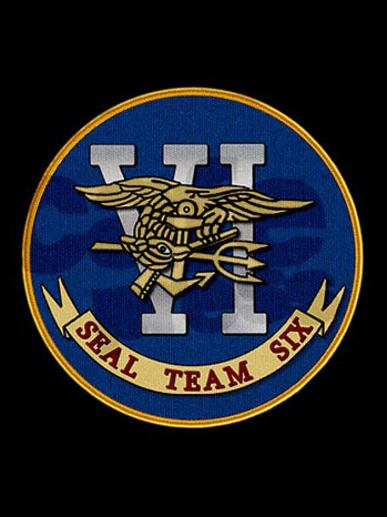 Seal Team 6 Patch 2011