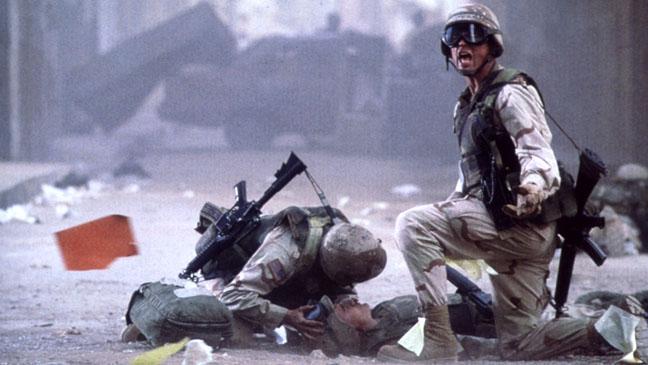 """""""Black Hawk Down"""" (2001)"""
