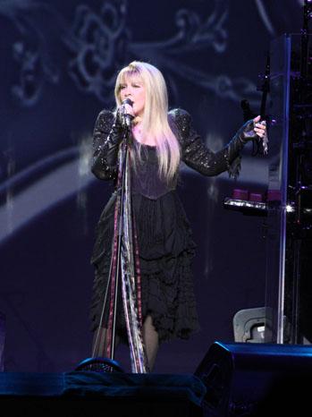 Stevie Nicks Concert 2011