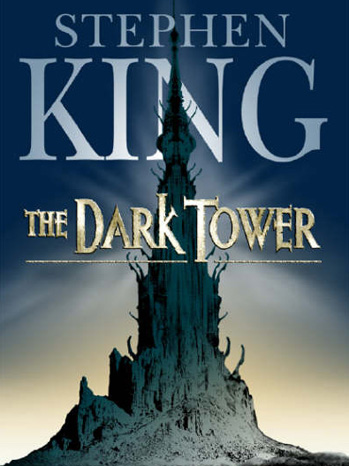 Dark Tower Stephen King Book Cover - P 2011