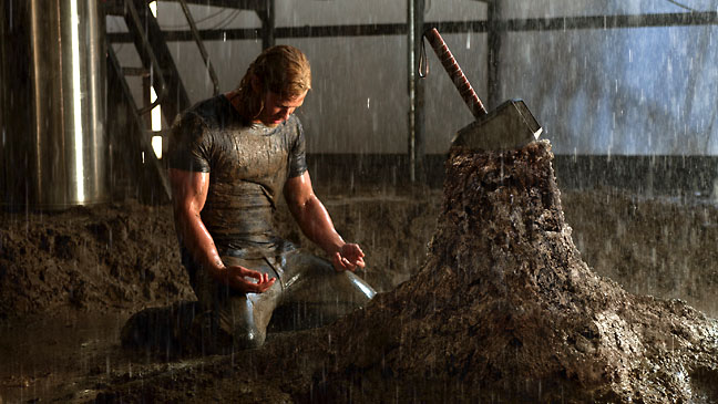 Thor - Film Still: Chris Hemsworth as Thor - 2011