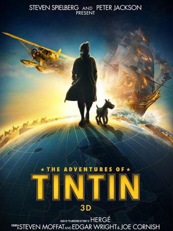Tin Tin - Movie Poster - 2011