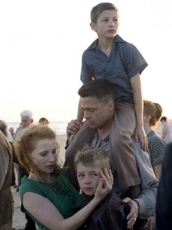 The Tree of Life -- Film Still -- Family