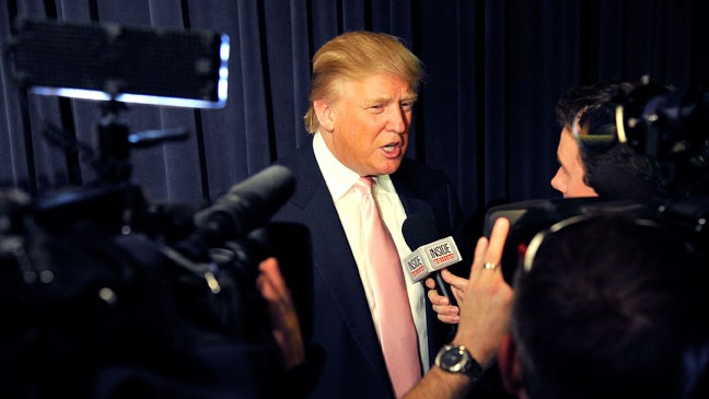 Donald Trump - Academy Of Television Arts & Sciences - 2011