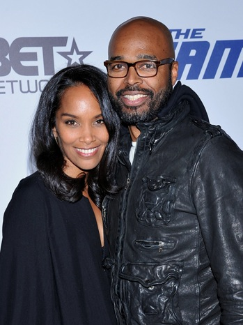 "Mara Brock Akil and Salim Akil - ""The Game"" - 2011"
