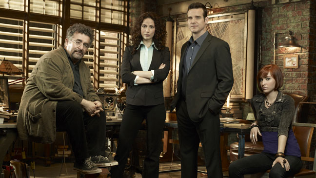 Warehouse 13 Cast Still 2011