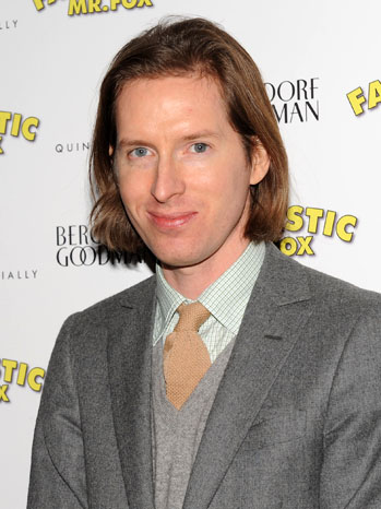 Wes Anderson Headshot 2011