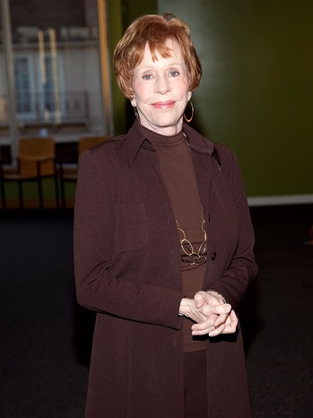 Carol Burnett - Signs Copies Of Her New Book - 2010