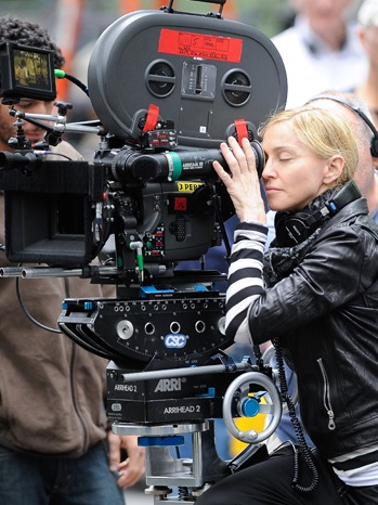 Madonna - On the set of W.E - 2011