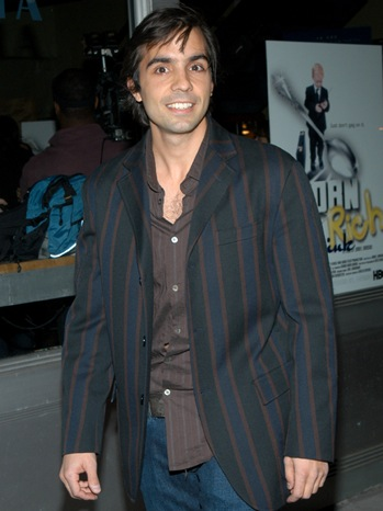 Nick Kurzon - HBO Presents The New York Premiere of 'Born Rich' - 2003