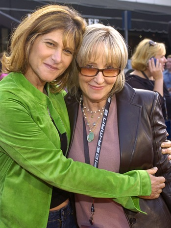 """Amy Pascal, Laura Ziskin - """"Spider-Man 2"""" Los Angeles Premiere - Red Carpet - 2004"""
