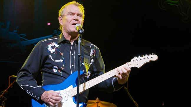 Glen Campbell - Performs At Royal Festival Hall In London - 2010