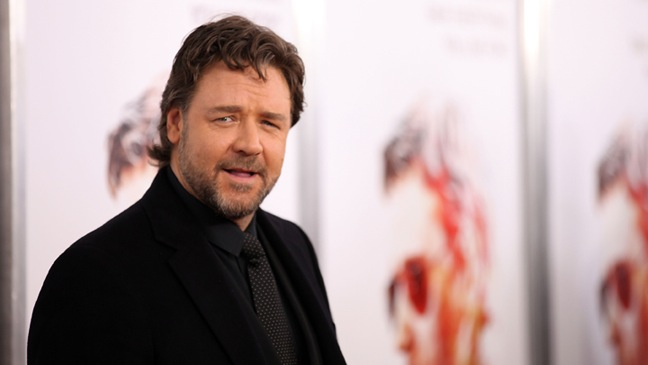 """Russell Crowe - """"The Next Three Days"""" New York Premiere - Arrivals - 2010"""
