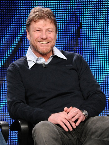 Sean Bean - HBO Winter 2011 TCA Panel - 2011