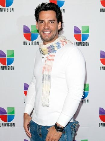 """Cristian de la Fuente - Univision's """"Why Latinos Look So Good"""" Panel - 2011"""