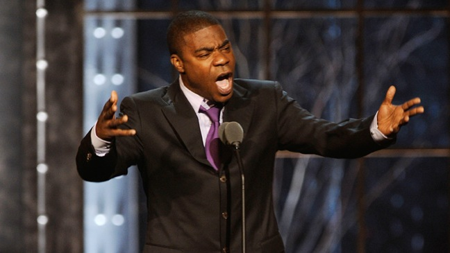 Tracy Morgan - The First Annual Comedy Awards - 1 - 2011
